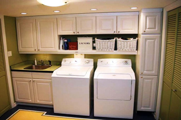 Custom Laundry Cabinets & Laundry Cabinets Sydney | Custom Laundry Cabinets | Storage Solutions